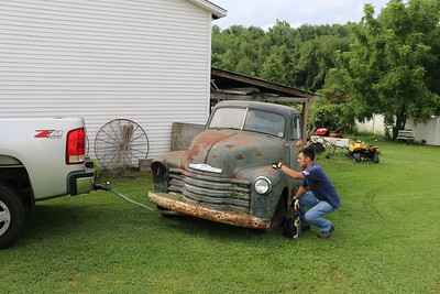 1953 Chevy Truck - Keisterville, PA