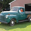 1953 Chevrolet 3100 runs after a bit of coaxing