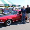2017 Ford Nationals Carlisle - Celeberty Pick by Holman and Moody - Bob Dimato, Director of New Product Development