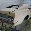 1969 MAch 1 SCJ Block Sanding