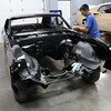 Joes 67  Chevelle Final Assembly