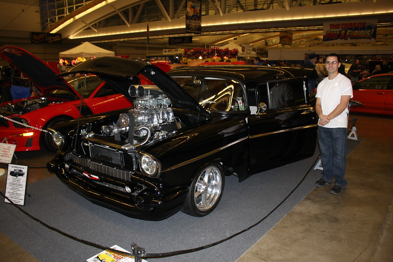 Lennys Blown Project Rouse - Pittsburgh custom car show