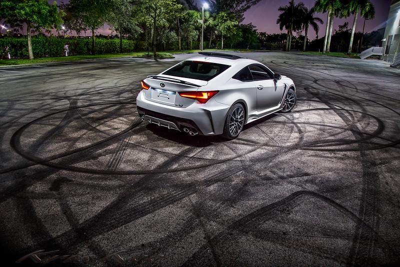 Lexus - RCF 2020 - 4