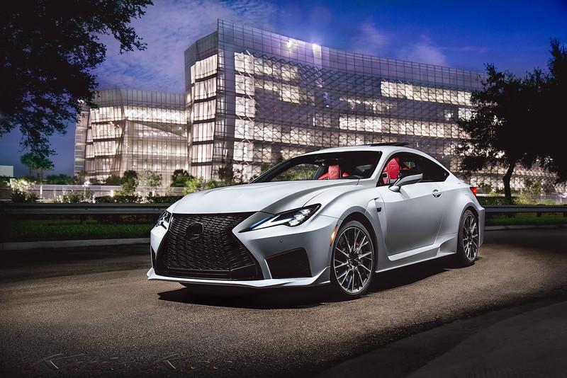 Lexus - RCF 2020 - 6