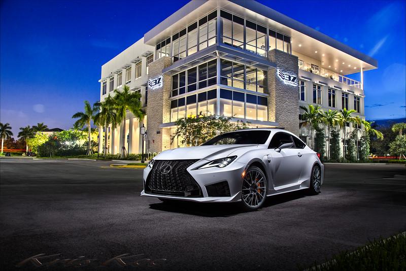 Lexus - RCF 2020 - 1