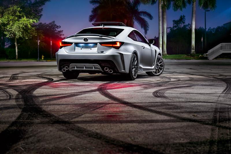 Lexus - RCF 2020 - 5