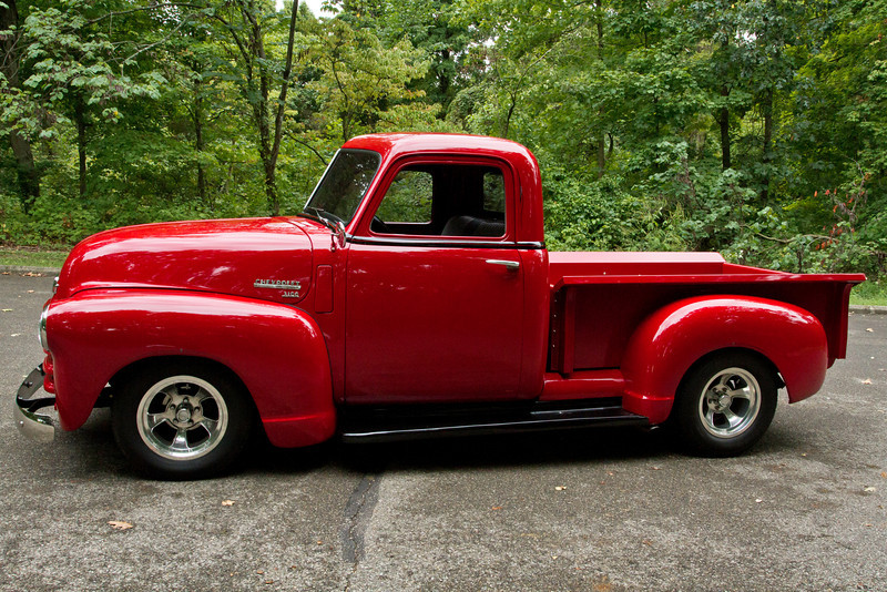 Lil' Red Truck