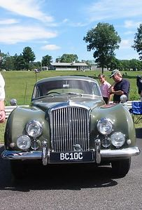 Bentley S Continental Sport Coupe
