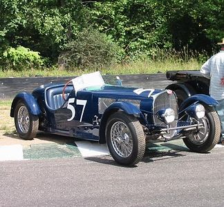 2003 Lime Rock Fall Concours d'Elegance