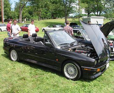 Bimmerfest E30 M3 Cabrio