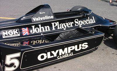 JPS Lotus