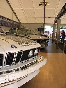 BMW 635CSi Art Car (Robert Rauschenberg)