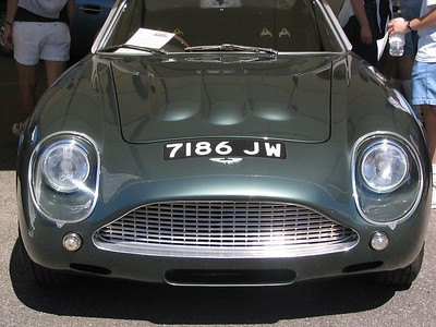 "Aston Martin DB4GT Zagato ""Sanction II"""