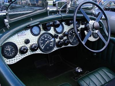 Bentley 4.5 Litre Vanden Plas Tourer