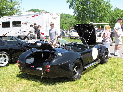 Backdraft Cobra with enormous rear fenders