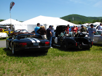 Dodge Viper and Backdraft Cobra