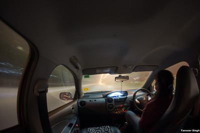 Liva from In car - Motion
