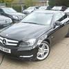 Mercedes-Benz C220 CDI Coupe