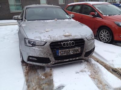 Audi A5 3.0TDi Quattro Coupe