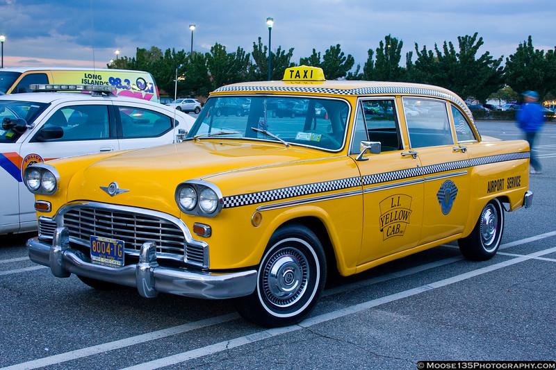 1966 Checker Cab