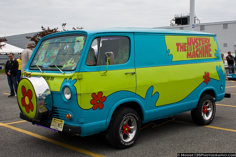 """The Mystery Machine"" from Scooby-Do"