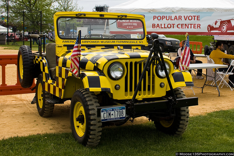 Willys Jeep from the American Airpower Museum