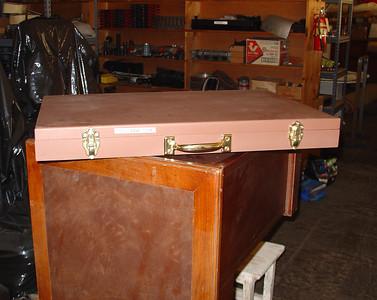 Lola T294 gear set case