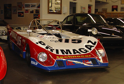 Lola T294 at the Madison Zamperini Collection