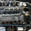O.S.C.A. 750 Engine no. 772<br /> • Cylinders: 4<br /> • Bore: 64 mm (bored to 68mm in 1963)<br /> • Stroke: 58 mm<br /> • Displacement: 745.9cc (bored to 843cc in 1963)<br /> • Valve Gear: Dual overhead camshaft<br /> • Compression ratio: 9.5:1<br /> • Max Power: 77 bhp @ 7,750 rpm<br /> • Max torque: 56.8 lb/ft at 6,000rpm<br /> • Carburetors: 33DS 2 twin-choke Webers<br /> • Lubrication: Wet sump