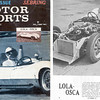 Feature in Today's Motorsports, June 1961.