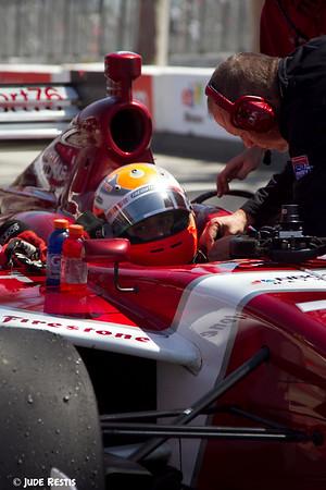 Long Beach Gran Prix 2012 - Indy Car Race