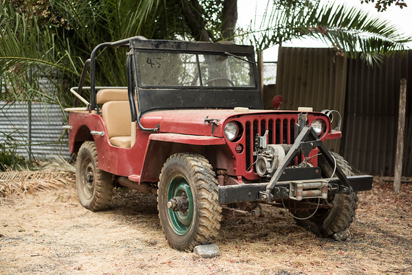 Loren S 45 Willys