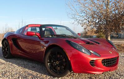 My Lotus Elise