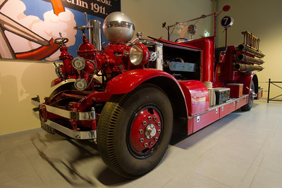 AHRENS-FOX MODEL N-S-2 1,000 GPM FIRE ENGINE | 1928
