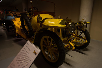 PEUGEOT TYPE 126 12/15-HP TOURING | 1910