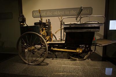 DE DION, BOUTON ET TRÉPARDOUX STEAM QUADRICYCLE | 1887