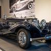 Merceds benz 500K special roadster