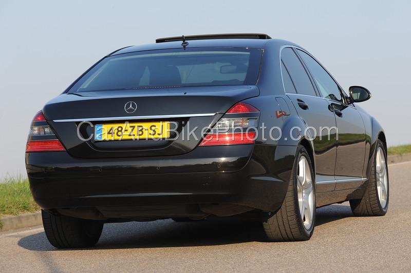 Mercedes S klasse 2007_2642