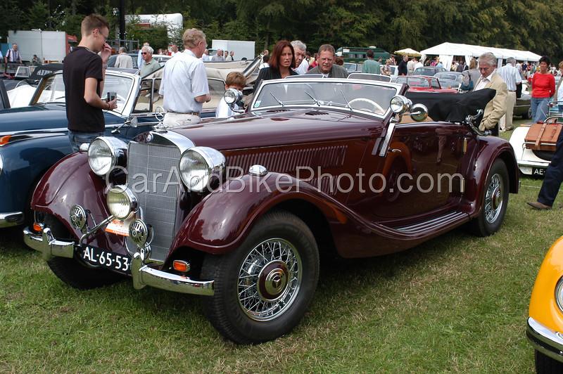 Mercedes 230 N 1939 kopie