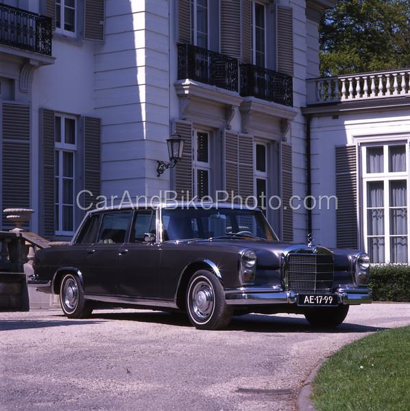 Mercedes 600 302