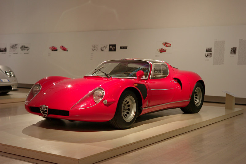 another view Alfa 33
