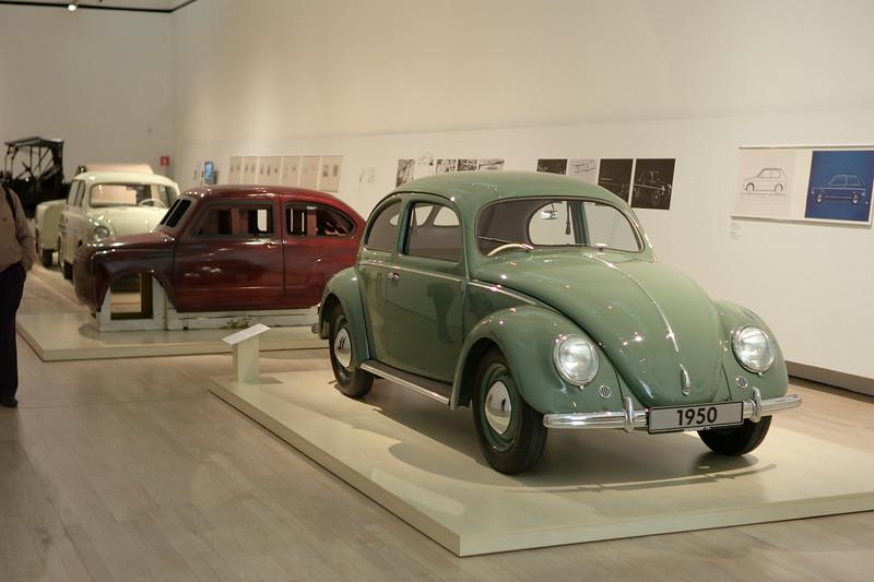 VW with Fiat 500