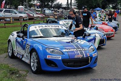 C.J. Wilson Racing/ModSpace-Tad Segars