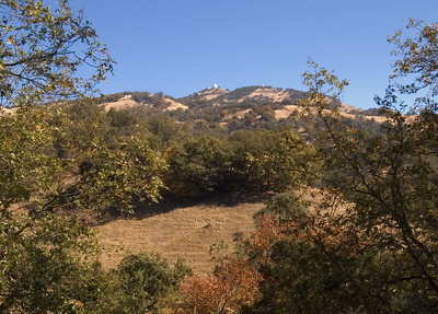 Lick Observatory. We almost made it.