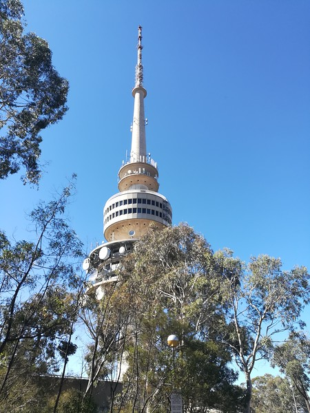 Telstra Tower Canbraaa