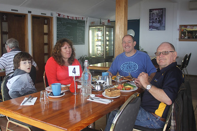 MEG Cliffhanger Breakfast Run 1213