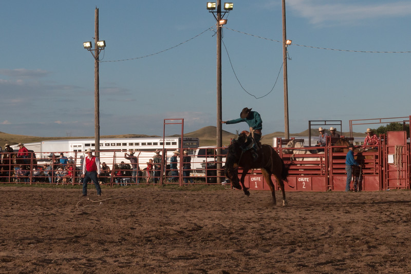 Bucking broncos and flying cowboys...