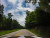 The Southern roads were beautiful as we took an immediate diversion from the planned course toward Tennessee.