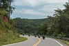 We were looking to return to the route via US 129, the Tail of the Dragon
