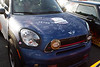 Part of the charity work - make a contribution, sign the MINI